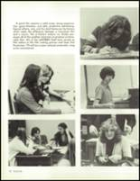 1975 Eastern High School Yearbook Page 156 & 157