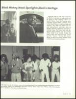 1975 Eastern High School Yearbook Page 158 & 159