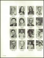 1975 Eastern High School Yearbook Page 180 & 181