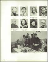 1975 Eastern High School Yearbook Page 184 & 185
