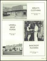 1975 Eastern High School Yearbook Page 192 & 193