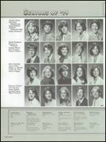 1979 Parkland High School Yearbook Page 152 & 153