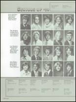 1979 Parkland High School Yearbook Page 154 & 155