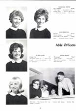 1963 Susquehanna Township High School Yearbook Page 34 & 35