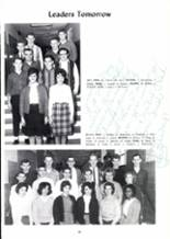 1963 Susquehanna Township High School Yearbook Page 84 & 85