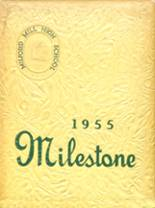 1955 Yearbook Milford Mill High School/Academy