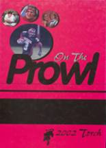 2002 Yearbook Eastbrook High School