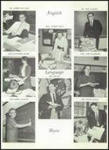 1966 Mayfield Central School Yearbook Page 14 & 15