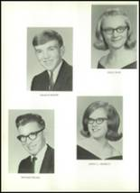 1966 Mayfield Central School Yearbook Page 22 & 23