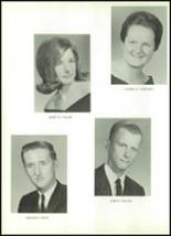 1966 Mayfield Central School Yearbook Page 38 & 39