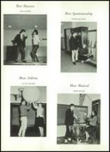 1966 Mayfield Central School Yearbook Page 50 & 51