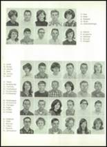 1966 Mayfield Central School Yearbook Page 58 & 59