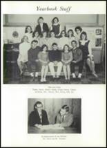 1966 Mayfield Central School Yearbook Page 74 & 75