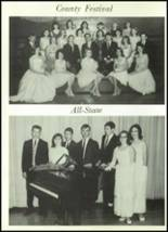 1966 Mayfield Central School Yearbook Page 84 & 85