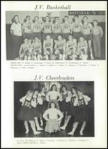1966 Mayfield Central School Yearbook Page 98 & 99
