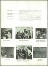 1966 Mayfield Central School Yearbook Page 106 & 107