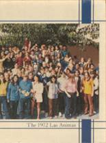 1972 Yearbook Gilroy High School