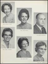 1967 Campbellsville High School Yearbook Page 16 & 17