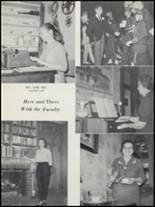 1967 Campbellsville High School Yearbook Page 22 & 23