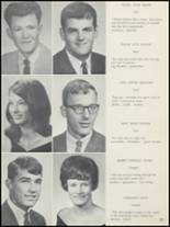 1967 Campbellsville High School Yearbook Page 28 & 29
