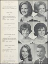1967 Campbellsville High School Yearbook Page 30 & 31