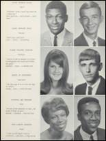 1967 Campbellsville High School Yearbook Page 34 & 35