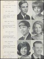 1967 Campbellsville High School Yearbook Page 36 & 37