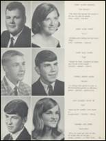 1967 Campbellsville High School Yearbook Page 38 & 39