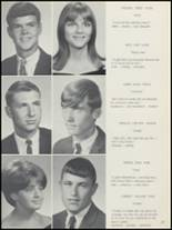 1967 Campbellsville High School Yearbook Page 40 & 41