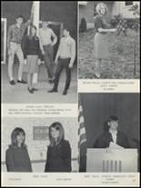 1967 Campbellsville High School Yearbook Page 42 & 43