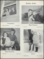 1967 Campbellsville High School Yearbook Page 54 & 55