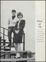 1967 Campbellsville High School Yearbook Page 68 & 69