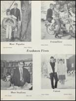 1967 Campbellsville High School Yearbook Page 70 & 71