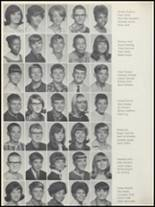 1967 Campbellsville High School Yearbook Page 72 & 73