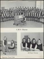 1967 Campbellsville High School Yearbook Page 96 & 97