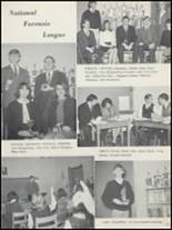 1967 Campbellsville High School Yearbook Page 108 & 109