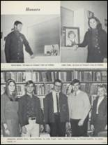 1967 Campbellsville High School Yearbook Page 112 & 113