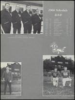 1967 Campbellsville High School Yearbook Page 116 & 117