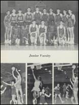 1967 Campbellsville High School Yearbook Page 128 & 129