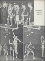1967 Campbellsville High School Yearbook Page 130 & 131