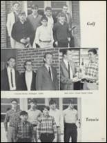 1967 Campbellsville High School Yearbook Page 134 & 135