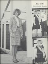 1967 Campbellsville High School Yearbook Page 142 & 143