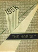 1958 Yearbook Harris County High School