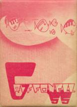 1955 Yearbook Griffith Institute High School