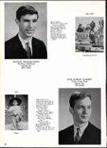 1965 Haverford School Yearbook Page 34 & 35