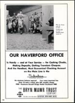 1965 Haverford School Yearbook Page 156 & 157