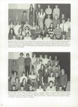 1972 South Seneca High School Yearbook Page 72 & 73