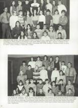 1972 South Seneca High School Yearbook Page 82 & 83