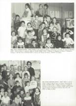 1972 South Seneca High School Yearbook Page 104 & 105