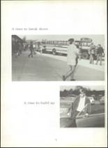 1971 Montville High School Yearbook Page 10 & 11